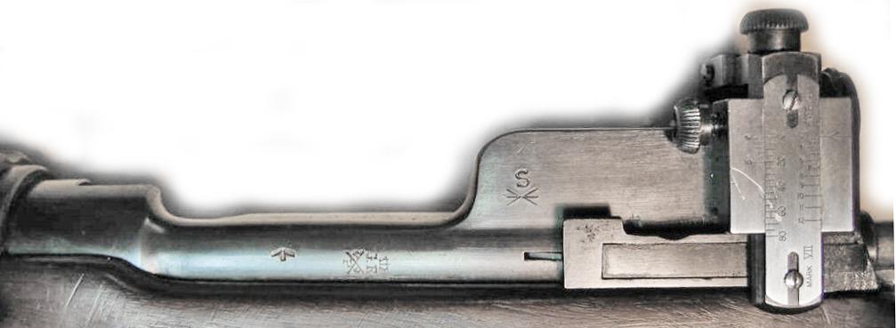 Lee-Enfield Rifle No 3 (Pattern '14)
