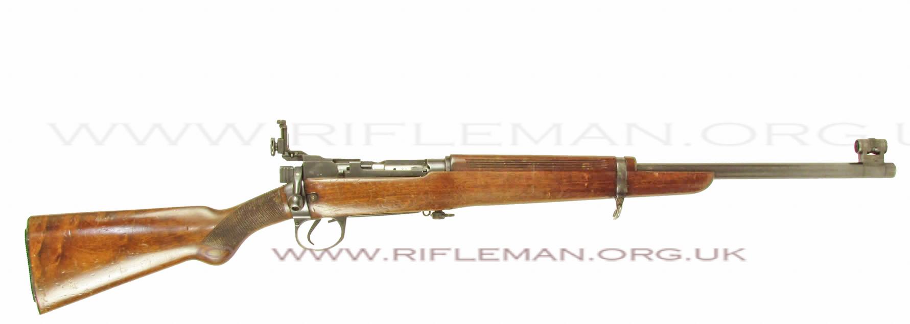 Lee-Enfield Rifle No 6