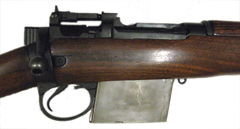 Lee-Enfield No 5 Rifle in 7 62mm calibre_main