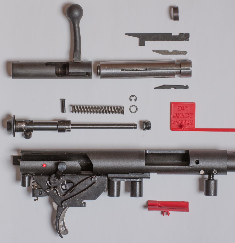 Watch How to Strip a L98 A1 Cadet Gp Rifle video