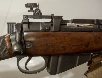 The Lee-Enfield  22RF No 5/7 Cadet or Training Rifle