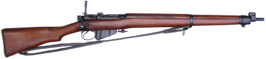 Lee Enfield Rifle No 7