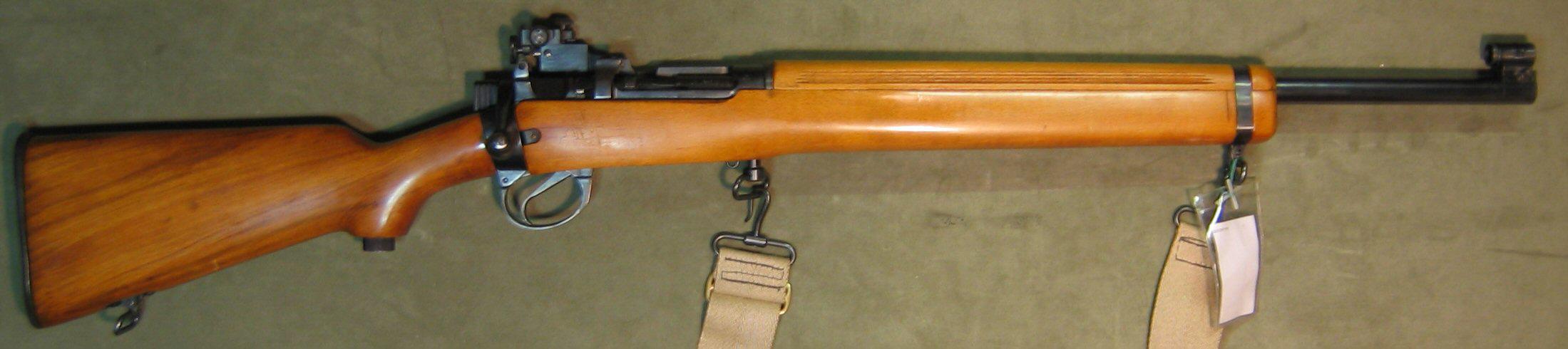 Lee-Enfield Rifle No 8